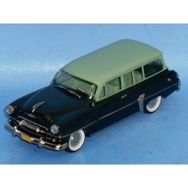 BRK 124a  1954 Plymouth Belvedere wagon