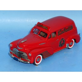 BRK 136-1  1947 Chevrolet Stylemaster sedan delivery