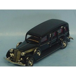 BRK CSV12  1934 Buick Miller Art Carved hearse