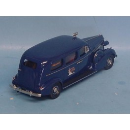 BRK CSV14  1938 Buick Flxible ambulance