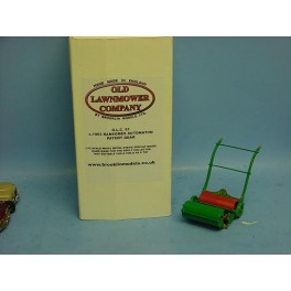 BRK OLC1  1903 Ransomes Automaton Patent Gear mower