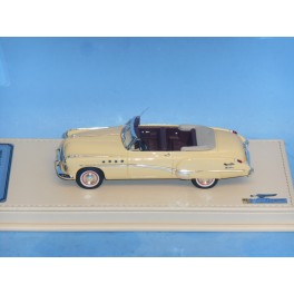 TRM 4305  1949 Buick Roadmaster convertible--open