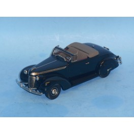 BRK BML17  1937 Chrysler Imperial convertible--open