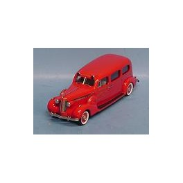 BRK CSV15  1938 Buick Flxible ambulance