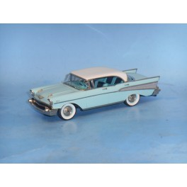 BRK 221  1957 Chevrolet Bel Air 4 door hardtop