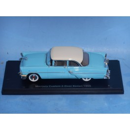 AE/NEO 215129  1955 Mercury Custom 2 Door Sedan