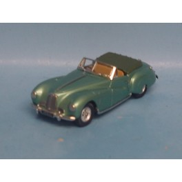LAN 102  1948 Aston Martin DB1 convertible--open